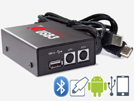GROM-USB3 - USB, Android & iPhone
