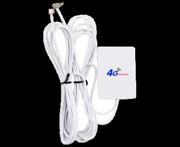 3G/4G 10 dbi MIMO sticky window patch Antenna