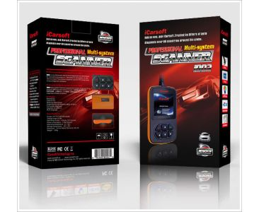iCarsoft Nissan/Infiniti/Subaru Multi-system Scanner i903