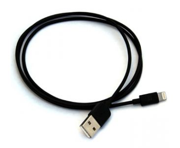 USB iPhone Lightning Sync and Charge cable