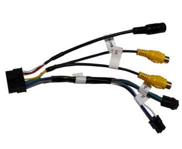 AV Cable for Backup and Front Facing Camera VAUX